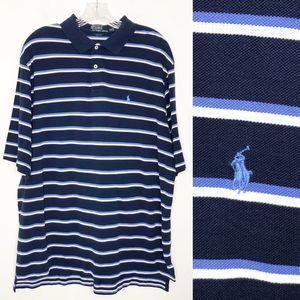 Polo Ralph Lauren Golf Fit Polo Striped Shirt